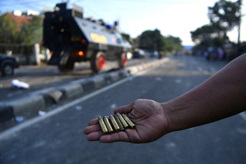 22/05/2019 Antara Foto/M Risyal Hidayat/ via REUTERS credits INDONESIA OUT.