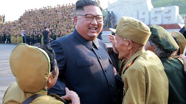كيم جونج أون، رئيس كوريا الشمالية - أرشيف رويترز