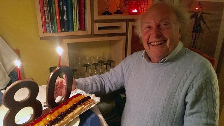 Punset en su 80 cumpleaños