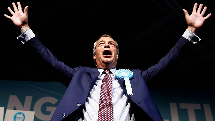 EU elections live: Brexit Party dominates, Verhofstadt targets populism