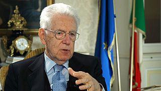 Europe : l'ex président du conseil italien, Mario Monti, entre craintes et espoirs