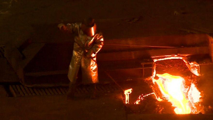 """Auch """"Brexit"""" schuld: British Steel pleite - 25.000 Jobs gefährdet"""