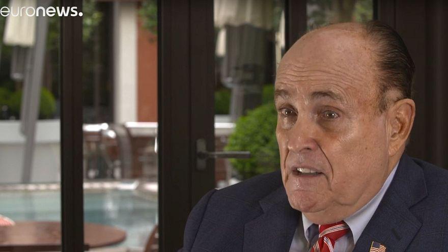 Giuliani respalda los nacionalismos europeos