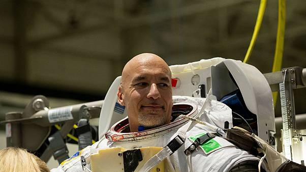 Meet Luca Parmitano, the first Italian astronaut to be Space Station Commander