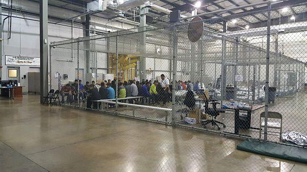هزاران پناهجو در بازداشتگاههای آمریکا در سلول انفرادی به سر میبرند