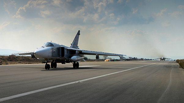 روسیه: حمله موشکی شورشیان سوری به پایگاه حمیمیم ناکام بوده است