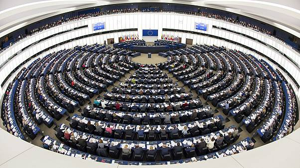 Plenary session week 10 2016 in Strasbourg.