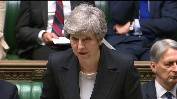 Brexit: Theresa May faz nova tentativa no parlamento