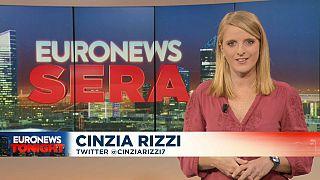 Euronews Sera   TG europeo, edizione di mercoledì 22 maggio 2019