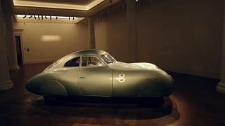 A subasta el primer Porsche de la historia