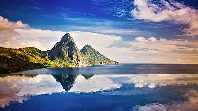 Conscious tourism in idyllic Saint Lucia