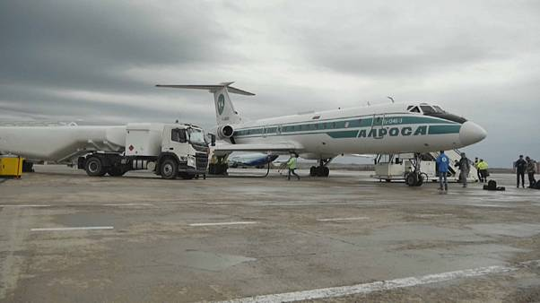 شاهد: توبوليف 134 الأسطورية تقوم بآخر رحلة جوية لها
