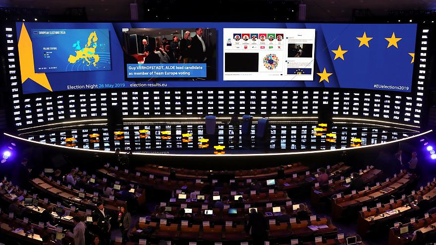 European Parliament elections in key charts