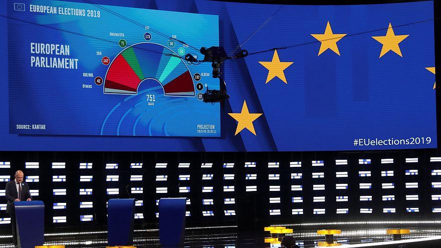 Avrupalı seçmenden geleneksel partilere darbe: 5 maddede AP seçimlerinden çıkan sonuçlar