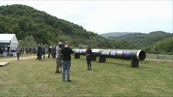 Трубопровод из Греции в Болгарию