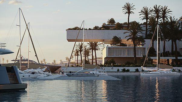 مشروع البحر الأحمر السعودي يعد السياح بتجربة فريدة