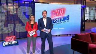 Raw question - The race for Europe's top job