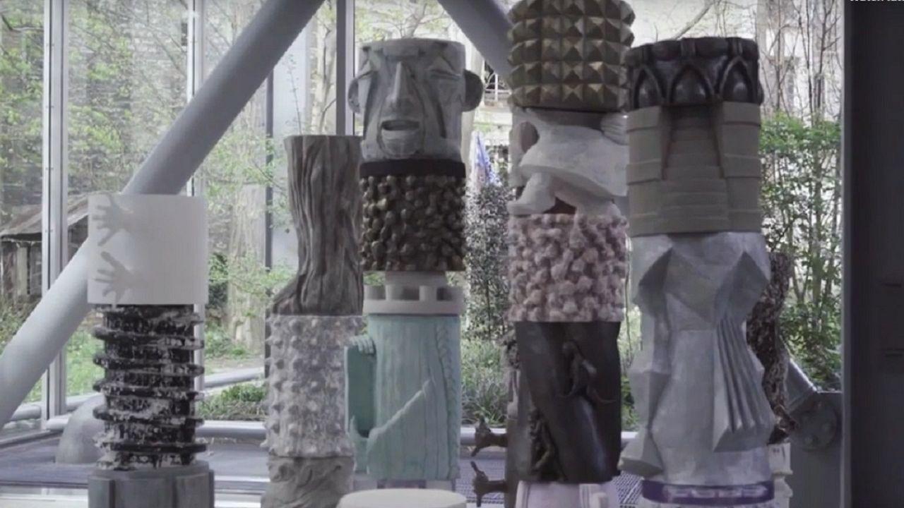 Δύο Έλληνες καλλιτέχνες στη «Μεταμόρφωση» του Fondation Cartier