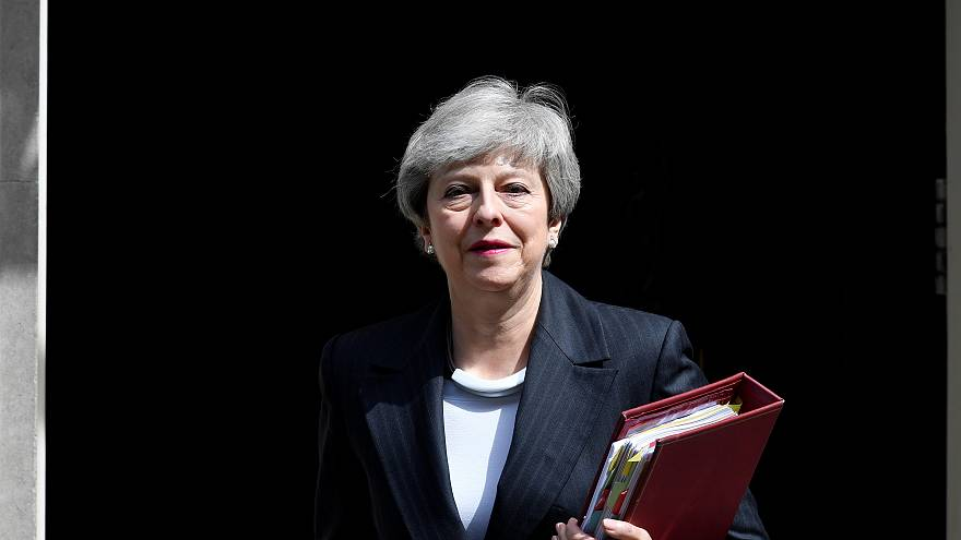 Un Brexit tóxico para Theresa May