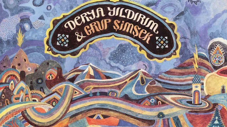 Derya Yıldırım & Grup Şimşek'in ilk albümü çıktı: 'Saykodelik' müzik topluluğu yaz boyu turnede