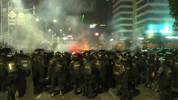 Беспорядки в Джакарте