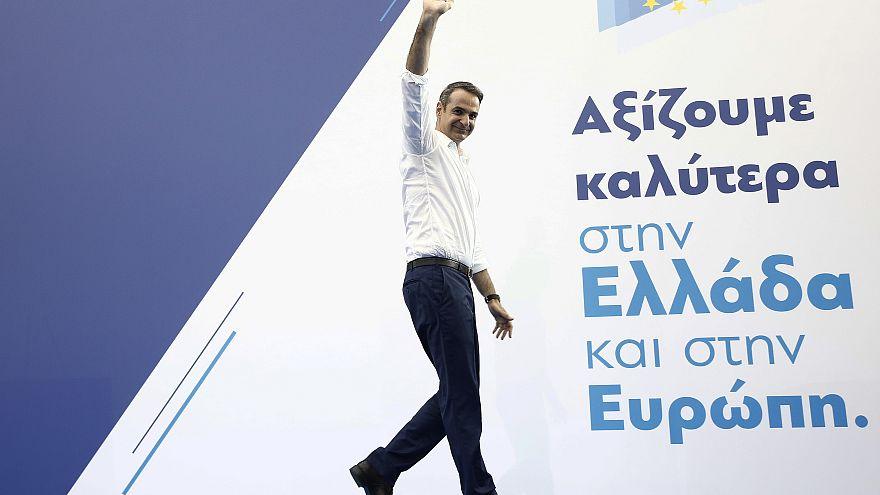 Κ. Μητσοτάκης: Είμαι εδώ για να ενώσω όλους τους Έλληνες