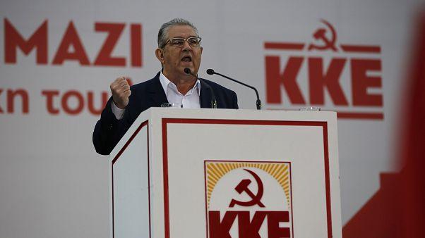 Κουτσούμπας: «Προχωράμε για μια νίκη του λαού με ισχυρό ΚΚΕ παντού»