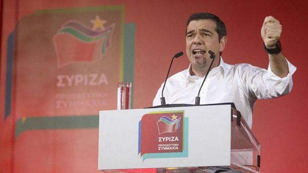 «Υπεράσπιση των κατακτήσεών μας» ζήτησε από τη Θεσσαλονίκη ο Αλ. Τσίπρας