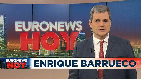 Euronews Hoy | Las noticias del miércoles 22 de mayo