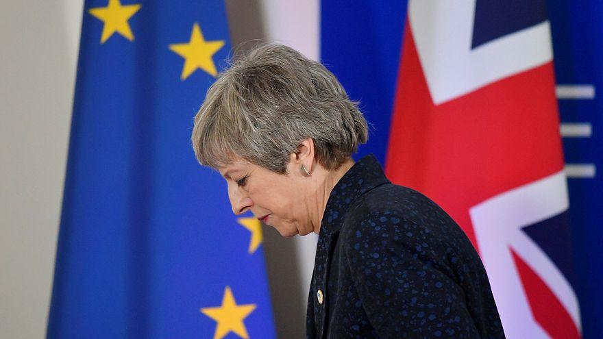 ¿Un jueves negro para Theresa May?