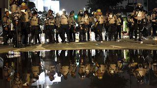 Jakarta: Zweite Nacht gewaltsamer Proteste gegen Wiederwahl des Präsidenten