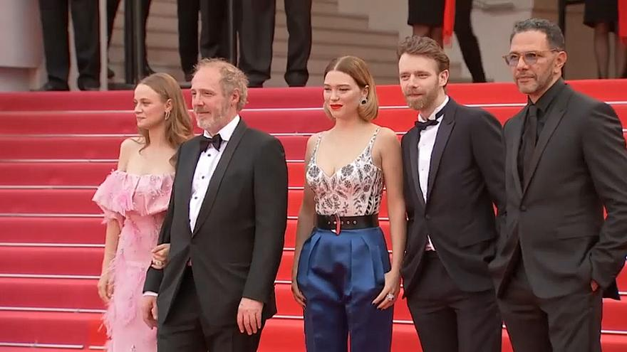 Cannes: il cinema d'autore francese di Desplechin sul red carpet