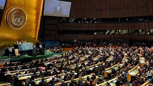 ΟΗΕ: Ψήφισμα για αποχώρηση Βρετανών από Μαυρίκιο