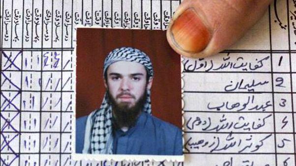 جنگجوی آمریکایی طالبان عفو شد؛ نگرانی از ریسک آزادی «جان لیند»