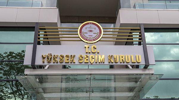 Türkiye Cumhuriyeti Yüksek Seçim Kurulu (YSK)