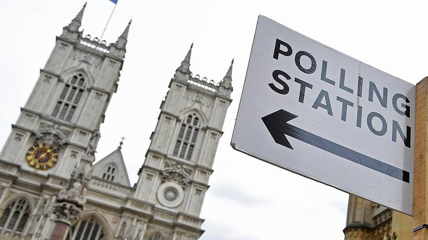 Anger as EU citizens allegedly turned away from UK voting stations | #TheCube