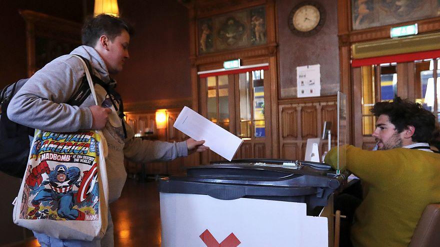 AP seçimleri: Hollanda'da sandık çıkış anketlerine göre aşırı sağ parlamentoda, İşçi Partisi lider