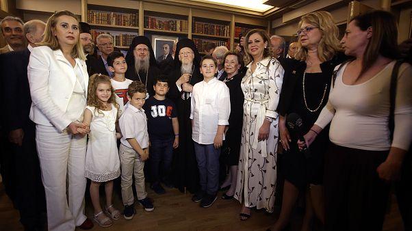 Η επίσκεψη του Οικουμενικού Πατριάρχη στην ΕΣΗΕΑ
