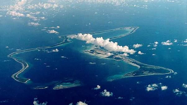 The Diego Garcia island is home to a joint UK-US military base.