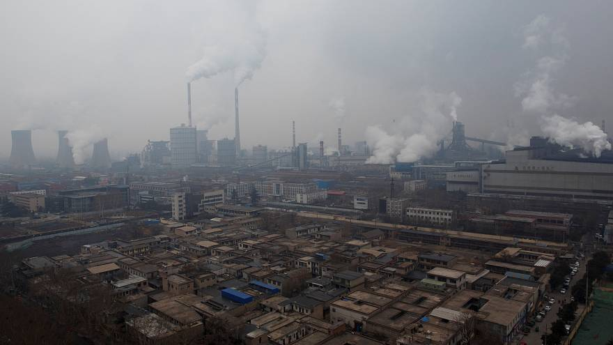 File Photo: steel plant in Anyang, Henan province, China February 18, 2019