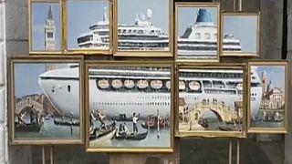Ο Banksy στην Βενετία