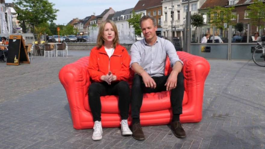 Road Trip Europe Day 49 Ninove: Flemish city is last stop on our European tour