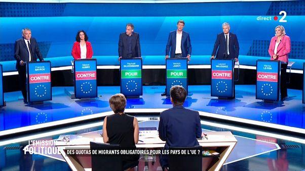 Elections européennes : dernière ligne droite en France