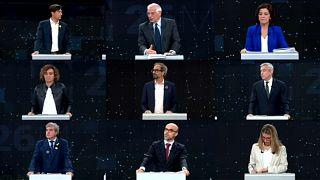 Los mejores momentos del debate español para las Elecciones Europeas
