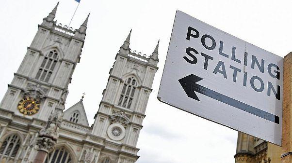 آغاز انتخابات پارلمان اروپا با پیشتازی راست افراطی در بریتانیا