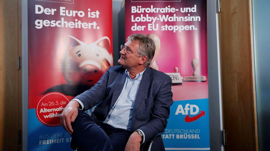 Alternativa para Alemania se queda sin noche electoral