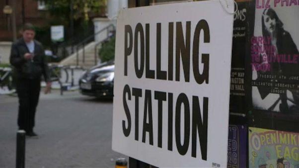 Européennes : les Britanniques votent, désabusés