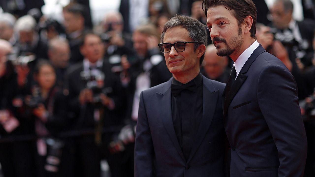 """Gael García Bernal convence en Cannes con """"Chicuarotes"""""""