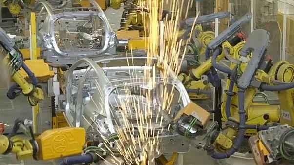 Eurozone und deutsche Wirtschaft in der Flaute