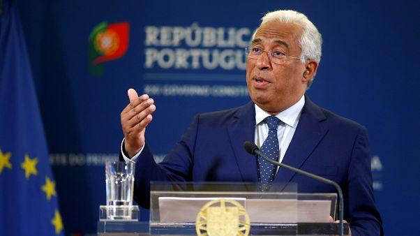 Le Premier ministre portugais Antonio Costa